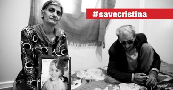 #SAVECRISTINA. BAMBINA TRE ANNI SEQUESTRATA DA MILIZIANI ISIS